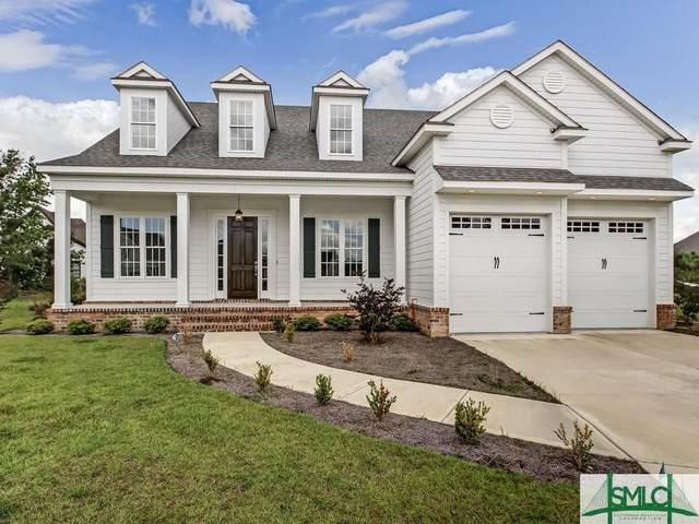 24 Cord Grass Lane, Savannah, GA 31405 (MLS #224005) :: Coastal Savannah Homes