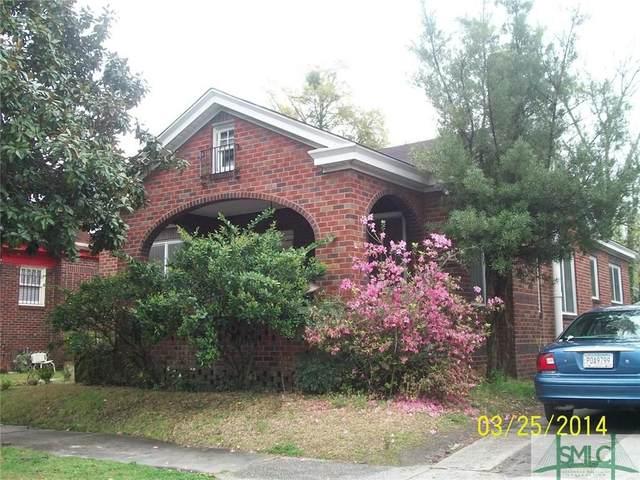 1015 E 31st Street, Savannah, GA 31404 (MLS #224008) :: Liza DiMarco