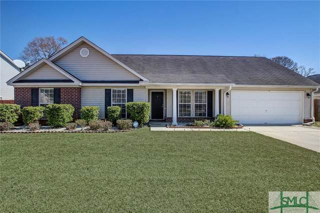 108 Silverton Road, Pooler, GA 31322 (MLS #224025) :: Bocook Realty