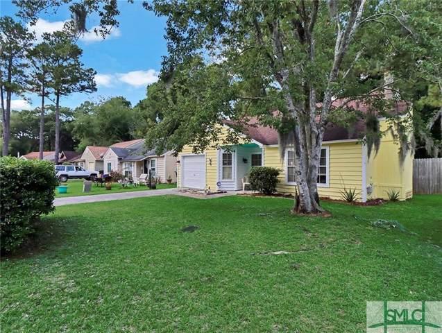 128 Quail Hollow Drive, Savannah, GA 31419 (MLS #224026) :: Liza DiMarco