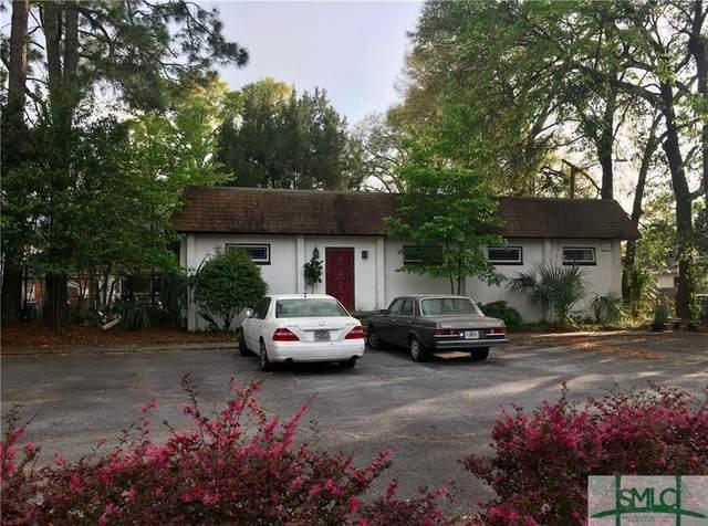 111 & 113 W Anderson W Anderson Street, Savannah, GA 31401 (MLS #224033) :: Keller Williams Realty-CAP