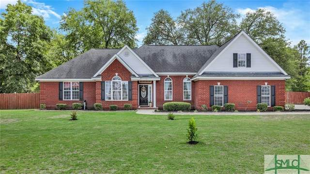 111 Saint Matthews Road, Guyton, GA 31312 (MLS #224039) :: The Arlow Real Estate Group