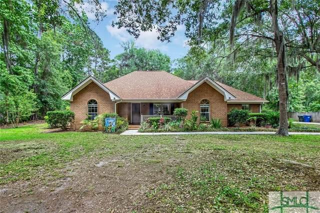 59 Bent Tree Way, Richmond Hill, GA 31324 (MLS #224050) :: Bocook Realty