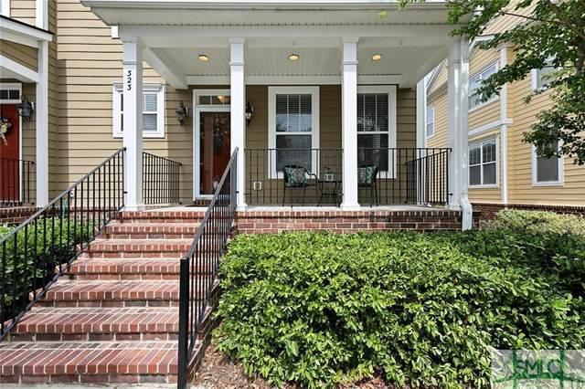 323 Lake View Drive, Pooler, GA 31322 (MLS #224057) :: Heather Murphy Real Estate Group