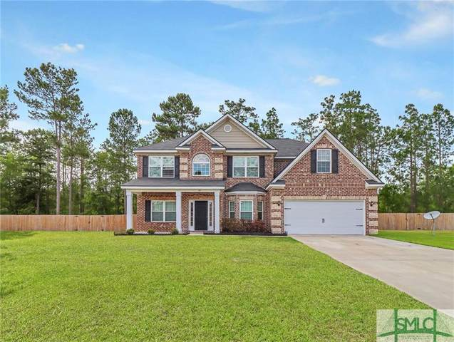 147 NE Brandywine Court, Ludowici, GA 31316 (MLS #224058) :: The Sheila Doney Team