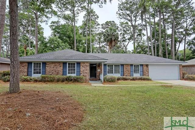 1106 Oakleaf Drive, Savannah, GA 31410 (MLS #224059) :: Coastal Savannah Homes