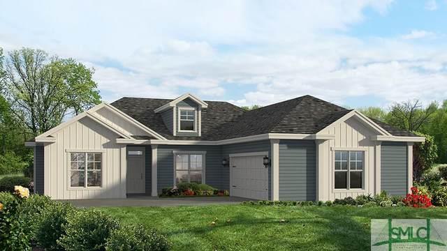 119 Champlain Drive, Pooler, GA 31322 (MLS #224072) :: The Arlow Real Estate Group