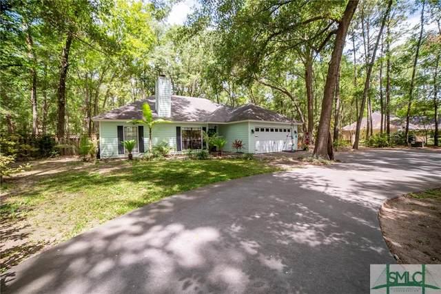 1810 Belle Island Road, Richmond Hill, GA 31324 (MLS #224073) :: Heather Murphy Real Estate Group