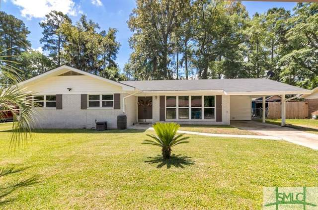 19 Lanvale Street, Port Wentworth, GA 31407 (MLS #224076) :: The Arlow Real Estate Group