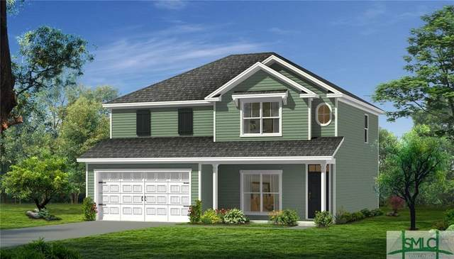 243 Saddleclub Way, Guyton, GA 31312 (MLS #224079) :: The Arlow Real Estate Group