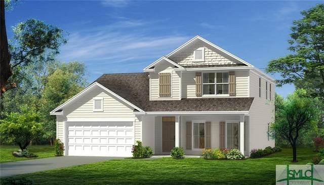 216 Saddleclub Way, Guyton, GA 31312 (MLS #224080) :: The Arlow Real Estate Group
