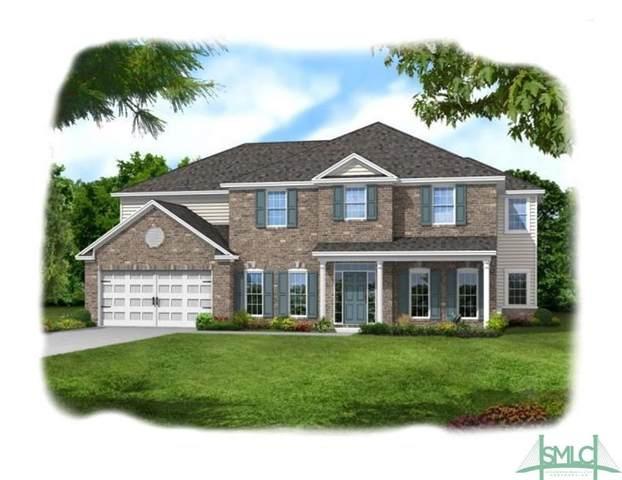245 Saddle Club Way, Guyton, GA 31312 (MLS #224082) :: The Arlow Real Estate Group