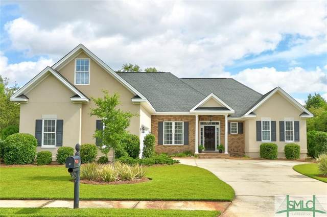 8 Cord Grass Lane, Savannah, GA 31405 (MLS #224088) :: Coastal Savannah Homes