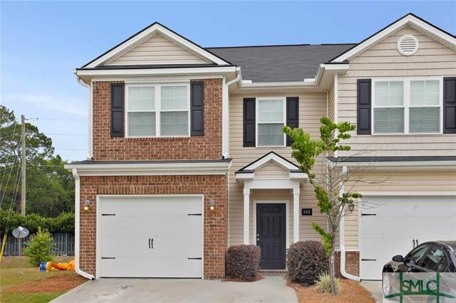 140 Cantle Drive, Richmond Hill, GA 31324 (MLS #224089) :: Coastal Savannah Homes