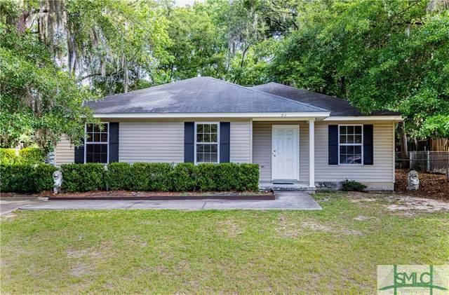 214 E Fairmont Avenue, Savannah, GA 31406 (MLS #224090) :: Heather Murphy Real Estate Group