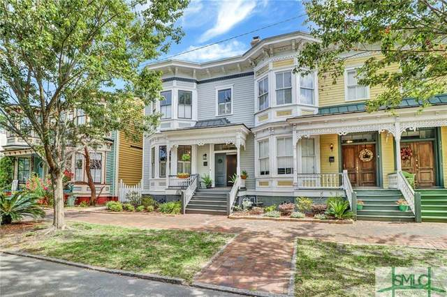116 W Duffy Street, Savannah, GA 31401 (MLS #224091) :: Liza DiMarco