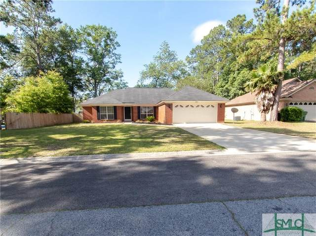 821 Winchester Road, Hinesville, GA 31313 (MLS #224093) :: The Sheila Doney Team