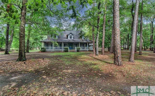 375 Briarwood Road, Guyton, GA 31312 (MLS #224096) :: Robin Lance Realty
