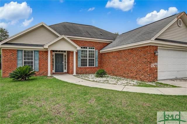 107 Terraza Lane, Savannah, GA 31405 (MLS #224097) :: The Arlow Real Estate Group