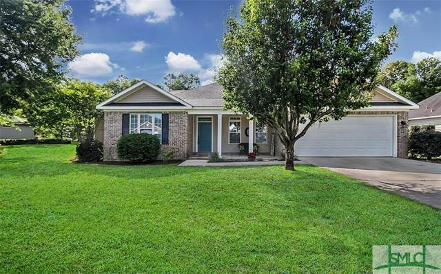 628 Ballastone Circle, Bloomingdale, GA 31302 (MLS #224102) :: Bocook Realty
