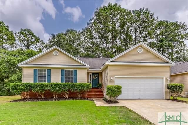 143 Wimbledon Drive, Savannah, GA 31419 (MLS #224109) :: Heather Murphy Real Estate Group