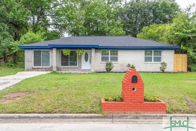 727 Dixon Street, Savannah, GA 31405 (MLS #224111) :: Bocook Realty