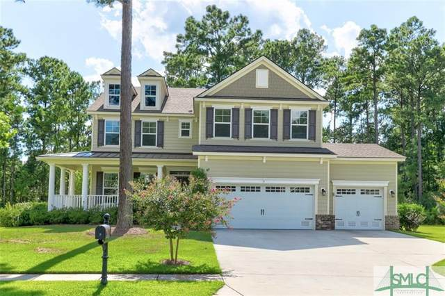 7 Wyndy Court, Pooler, GA 31322 (MLS #224113) :: The Arlow Real Estate Group
