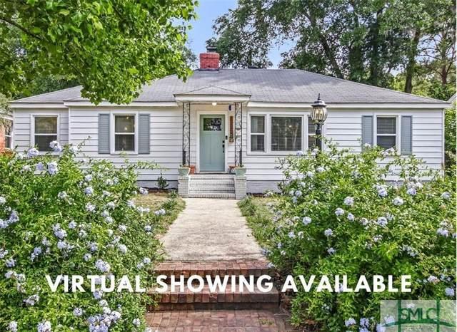 1508 E 48th Street, Savannah, GA 31404 (MLS #224116) :: Keller Williams Coastal Area Partners