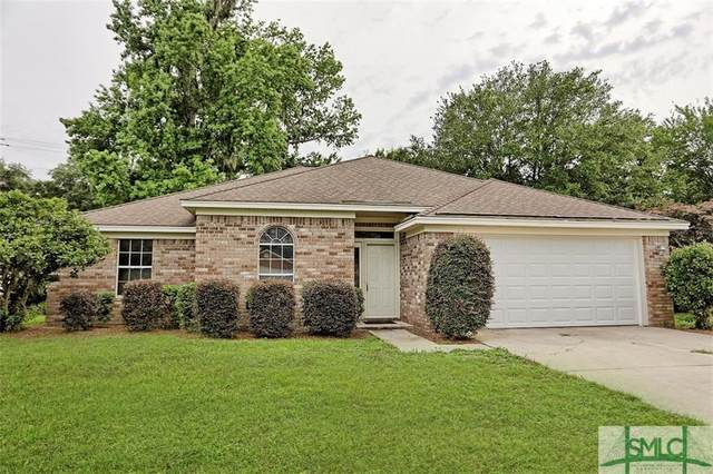 162 Druid Circle, Savannah, GA 31410 (MLS #224122) :: Keller Williams Coastal Area Partners