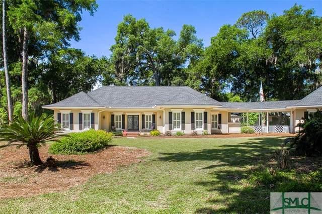 10 Tangletree Lane, Savannah, GA 31411 (MLS #224124) :: Heather Murphy Real Estate Group
