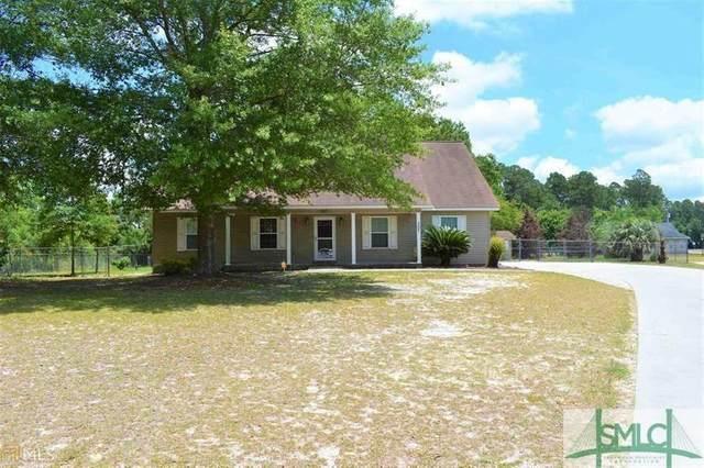 607 Lancelot Court, Statesboro, GA 30458 (MLS #224135) :: Teresa Cowart Team