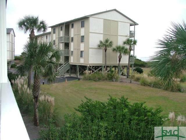 85 Van Horne Avenue 16C, Tybee Island, GA 31328 (MLS #224140) :: Coastal Savannah Homes