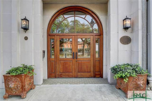 165 W Bay Street #601, Savannah, GA 31401 (MLS #224142) :: The Sheila Doney Team