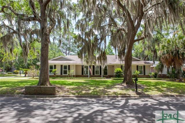 147 Cardinal Road, Savannah, GA 31406 (MLS #224145) :: The Sheila Doney Team