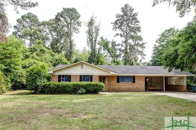 108 Harrison Drive, Hinesville, GA 31313 (MLS #224152) :: The Sheila Doney Team