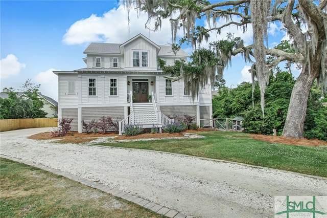 50 Moon River Drive, Savannah, GA 31406 (MLS #224160) :: Bocook Realty
