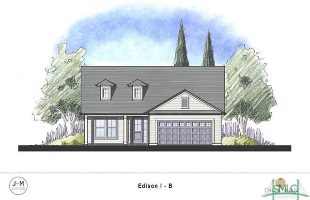 109 Merribee Lane, Pooler, GA 31322 (MLS #224163) :: Coastal Savannah Homes