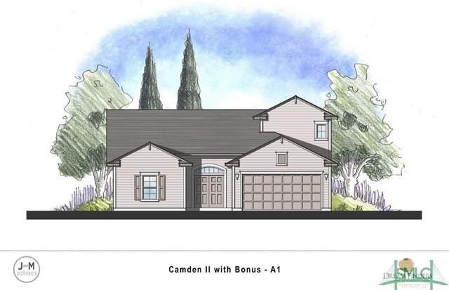 104 Merribee Lane, Pooler, GA 31322 (MLS #224173) :: Heather Murphy Real Estate Group