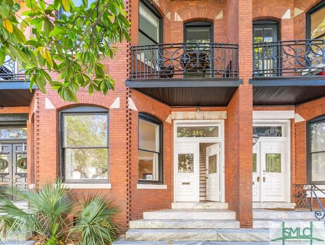 240 Habersham Street, Savannah, GA 31401 (MLS #224176) :: Heather Murphy Real Estate Group