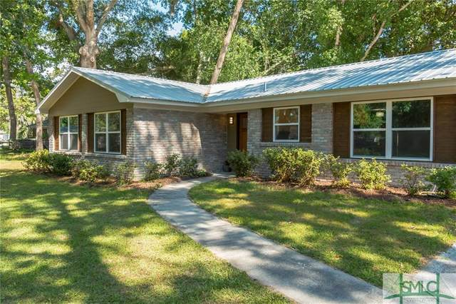 414 Montclair Boulevard, Savannah, GA 31419 (MLS #224184) :: The Arlow Real Estate Group
