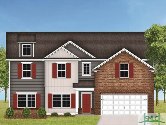 7 Oakcrest Court, Savannah, GA 31405 (MLS #224186) :: Coastal Savannah Homes