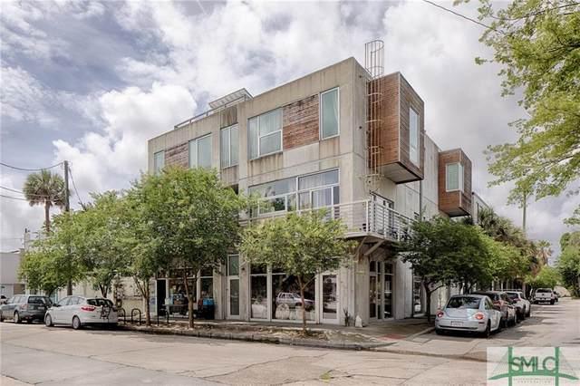 7 W 40th Street C, Savannah, GA 31401 (MLS #224190) :: The Arlow Real Estate Group