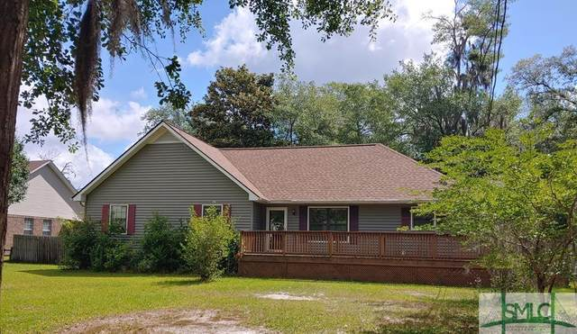 145 Island Drive, Midway, GA 31320 (MLS #224191) :: Barker Team | RE/MAX Savannah