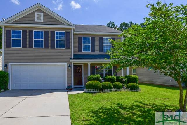 448 Lions Den Drive, Pooler, GA 31322 (MLS #224199) :: Coastal Savannah Homes