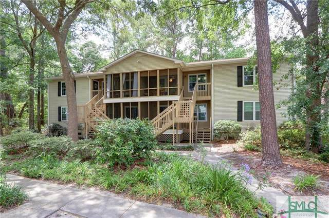 401 N Cromwell Road E8, Savannah, GA 31410 (MLS #224211) :: McIntosh Realty Team
