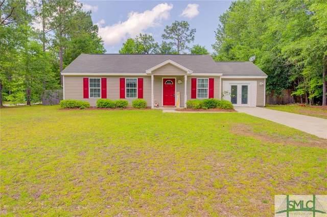 425 Shadowbrook Circle, Springfield, GA 31329 (MLS #224215) :: The Arlow Real Estate Group