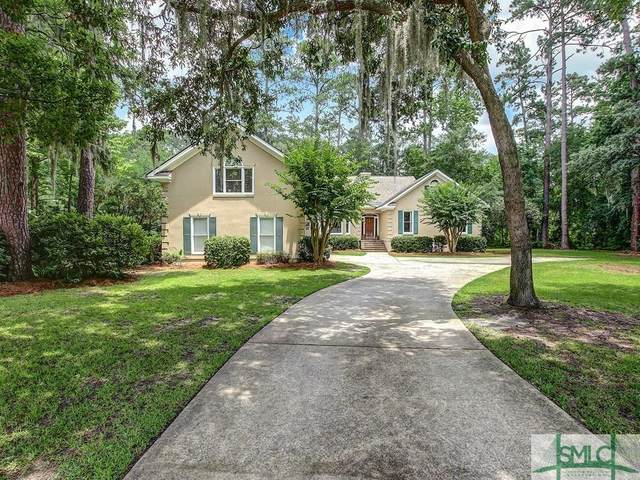 22 Cedar View Drive, Savannah, GA 31410 (MLS #224217) :: Glenn Jones Group | Coldwell Banker Access Realty