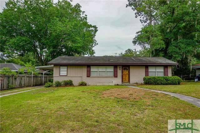 8612 Lyn Avenue, Savannah, GA 31406 (MLS #224219) :: The Arlow Real Estate Group