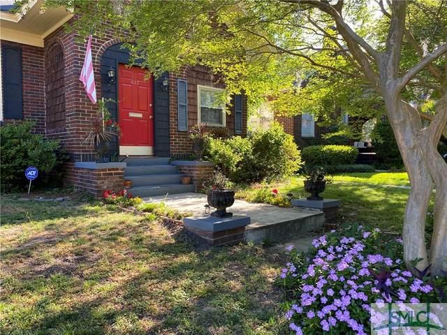 617 E 49th Street, Savannah, GA 31405 (MLS #224221) :: Bocook Realty