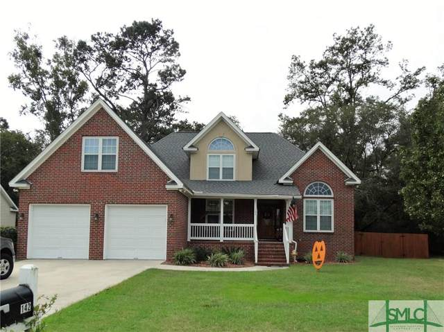 142 Belle Grove Circle, Richmond Hill, GA 31324 (MLS #224223) :: Heather Murphy Real Estate Group